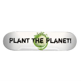 Shape Plant The Planet World Shape De Skate 18,4cm