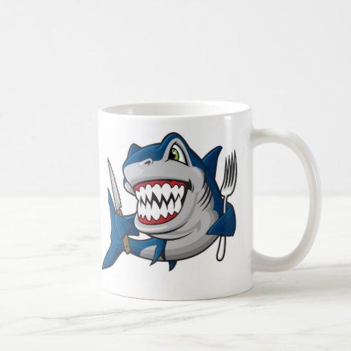 Shark Canecas