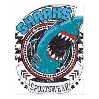 Shark Cartão Postal