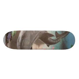 Sharkboard Shape De Skate 20cm