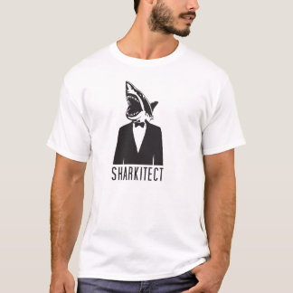 Sharkitect - Tshirt