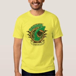 Sharks sport t-shirts