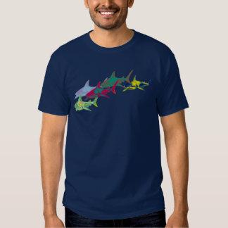 sharks tshirt