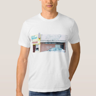 sharp do lookin camisetas