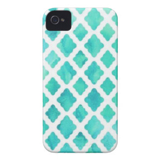 Shell azul modela capas para iPhone 4 Case-Mate