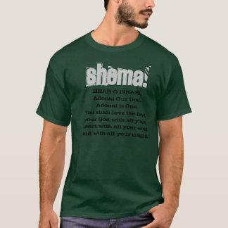 SHEMA! Ouça a camiseta de O Israel