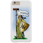 Shieldmaidens dos Viggo-Trabalhos Capa Barely There Para iPhone 6 Plus