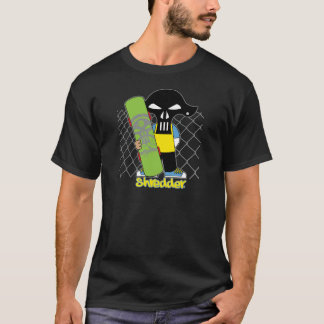 Shredder do t-shirt de TBSU Camiseta