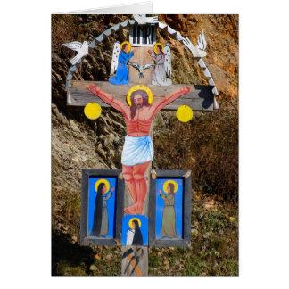 Shriine cristão do wayside, Moldova Cartões
