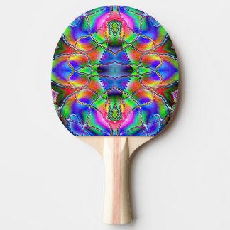 Sibile o bastão de Pong/pá - design oriental Raquete Para Ping Pong