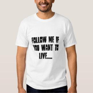 Siga-me Camisetas