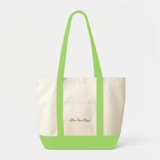 Siga sua felicidade Saco Bolsa Para Compras