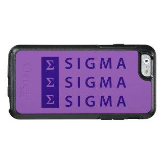 Sigma do Sigma do Sigma empilhado