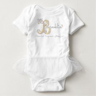 Significado feito sob encomenda decorativo do nome body para bebê