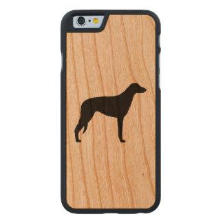 Silhueta de Deerhound do Scottish