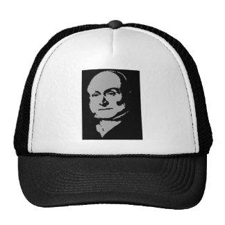 Silhueta de John Quincy Adams Bonés