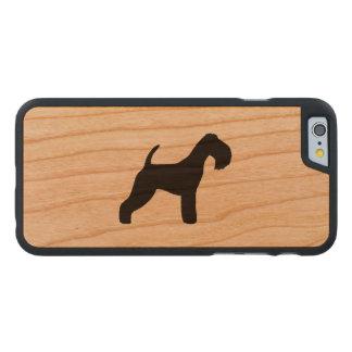 Silhueta de Lakeland Terrier