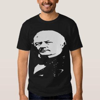 Silhueta de Millard Fillmore Camiseta
