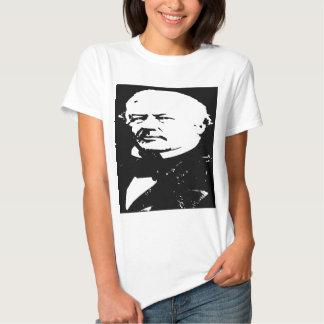 Silhueta de Millard Fillmore Camisetas