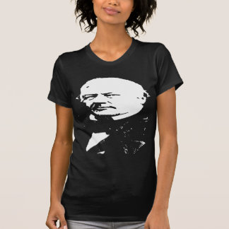 Silhueta de Millard Fillmore Tshirt