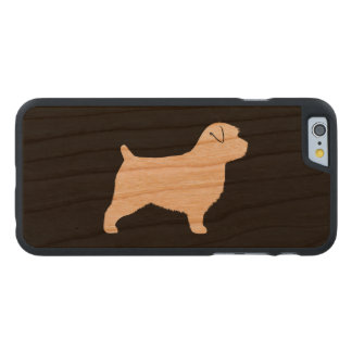 Silhueta de Norfolk Terrier