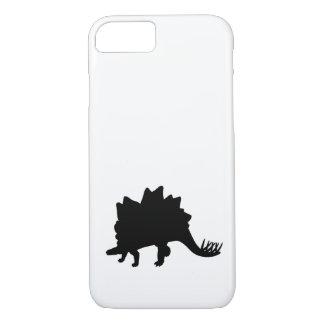 Silhueta do Stegosaurus Capa iPhone 7