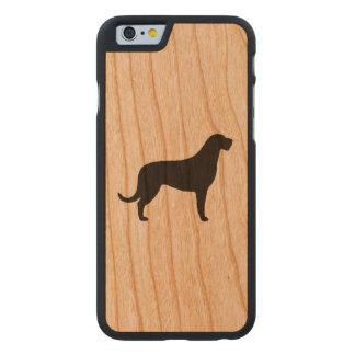 Silhueta do Wolfhound irlandês