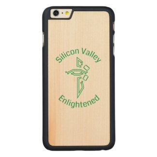 Silicon Valley iluminou a capa de telefone de