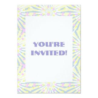 Silktones Whirlies Convite Personalizado