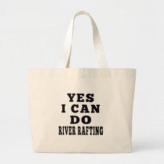 Sim eu posso fazer transportar de rio bolsas