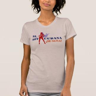 Sim, eu sou cubano! Mostra? Camiseta