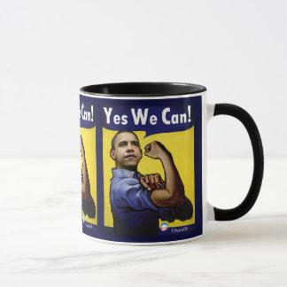 Sim nós podemos! Caneca