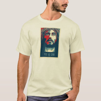 Sim pode - camisa de T