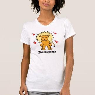 Simba ama-o camiseta