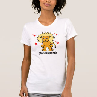 Simba ama-o t-shirts