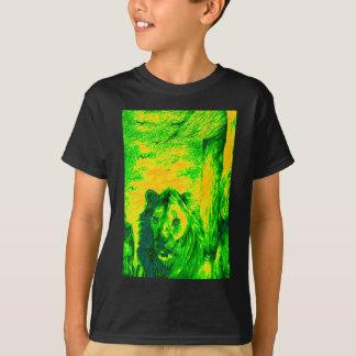 Simba verde Hakunamatata Simba Marara do leão do Camiseta