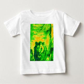 Simba verde Hakunamatata Simba Marara do leão do Camiseta Para Bebê