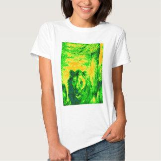 Simba verde Hakunamatata Simba Marara do leão do T-shirts