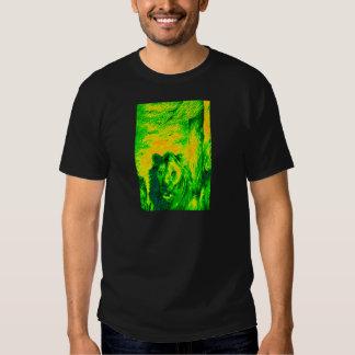 Simba verde Hakunamatata Simba Marara do leão do Tshirts