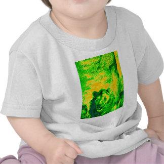 Simba verde Hakunamatata Simba Marara do leão do v T-shirt