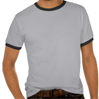 Símbolo chinês do amor tshirts
