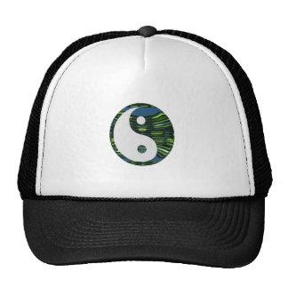 Símbolo chinês NVN248 do equilíbrio de YIN YANG YI Boné