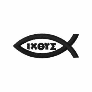 Símbolo cristão da fé dos peixes de Jesus