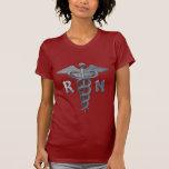 Símbolo da enfermeira diplomada t-shirt