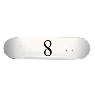 Símbolo da infinidade skates
