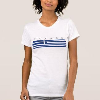 símbolo da nação da bandeira de país da piscina t-shirt