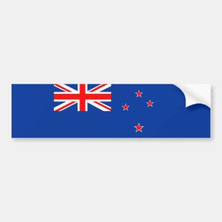 símbolo da nação da bandeira de país de Nova Adesivo Para Carro