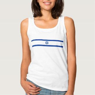 símbolo da nação do judeu da bandeira de país de regata basic