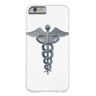 Símbolo da profissão médica capa barely there para iPhone 6
