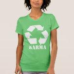 Símbolo das karmas tshirt